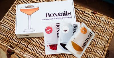 £21 for 6 Ready to Pour Cocktails from Boxtails