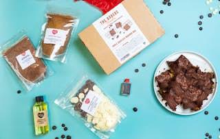 Brownie Baking Box
