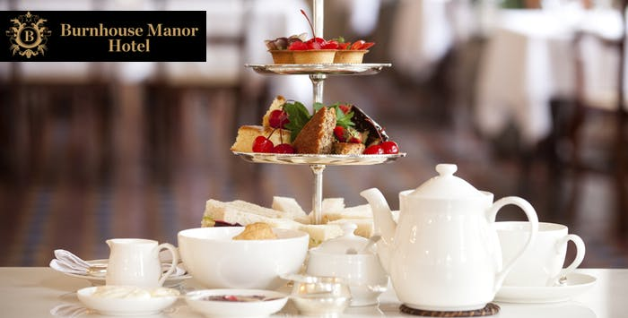 £16 for Afternoon Tea for 2.