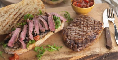 £29 for a Deluxe Steak Pack