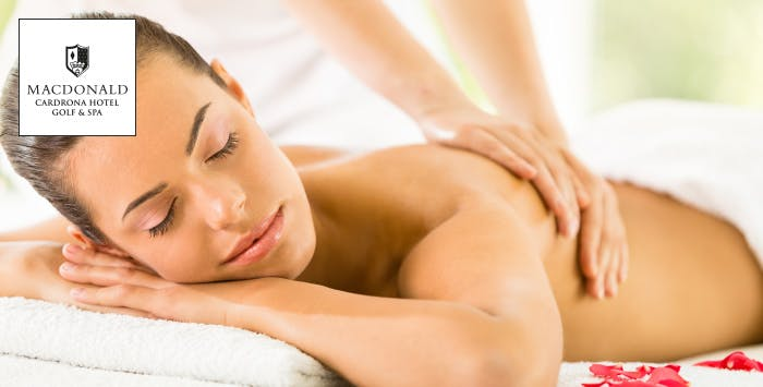 £89 for a Spa Day with Treatment + Prosecco for 2