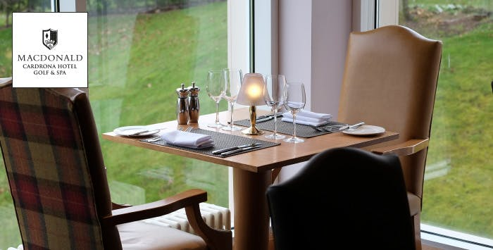 1 or 2 Night Stay + Option of Dinner for 2, from £89