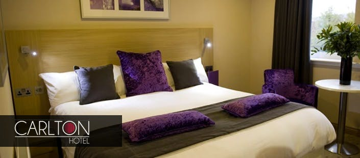 £79 for an Overnight Getaway for 2 in Executive Room