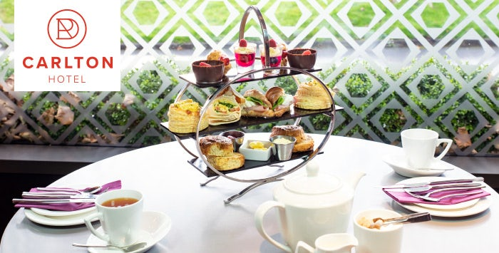 Afternoon Tea with Optional Prosecco for 2; from £18