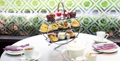 Afternoon Tea with Optional Prosecco for 2; from £16