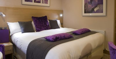 £69 for an Overnight Stay in Executive Room with Dinner for 2
