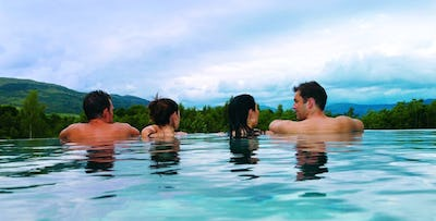 £65 for an Indulgent Thermal Spa Experience + Rasul Mud Therapy for 2
