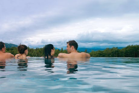 £75 for a Twilight Thermal Experience at 5* The Spa at Cameron House + Dinner in The Claret Jug for 2