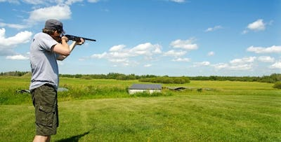 Clay Target Shooting, from £39