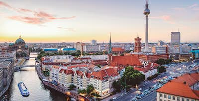 2 or 3 Night Stay in Enjoy Hotel City Messe in Berlin with Return Flights from Edinburgh Airport - Low Deposit Required; from £149 per person
