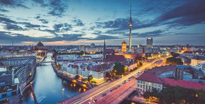 2 or 3 Night Stay in Enjoy Hotel City Messe in Berlin with Return Flights from Glasgow Airport - Low Deposit Required; from £149 per person
