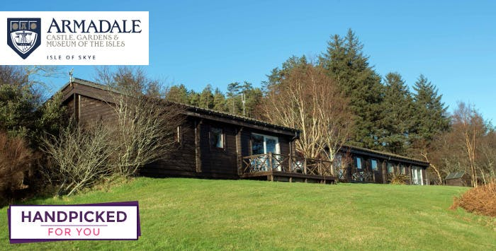 £179 for a 3 Night Lodge Stay for up to 4
