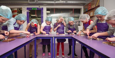 Chocolate Workshop for Kids & Adults, from £16.45