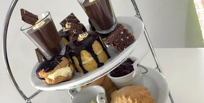 £19.95 for a Chocolate Lovers Afternoon Tea for 2