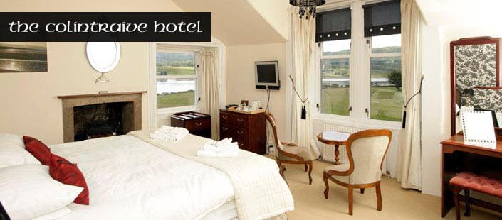 £59 for an Overnight Getaway + Prosecco for 2