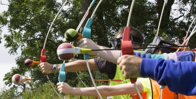 Combat Archery Session, from £59