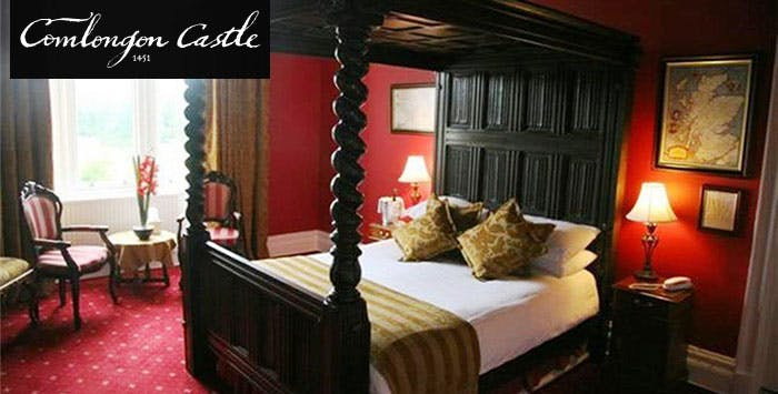 £99 for an Overnight Stay + Bottle of Prosecco & Chocolates for 2
