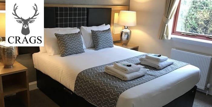 1 or 2 Night Stay with Bottle of Prosecco for 2, from £69