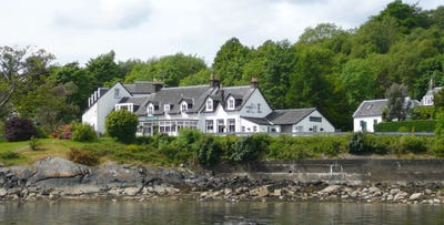 £69 for an Overnight Stay in Loch View Room for 2
