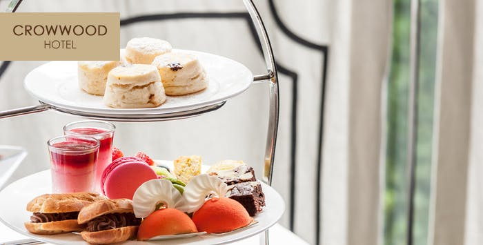 £12.95 for Classic Afternoon Tea for 2. £19 for High Tea for 2.