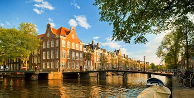 2 Night Newcastle to Amsterdam Mini Cruise in En-Suite Cabin for 2 or 4 with Optional Breakfast & Tickets to A'dam Tower; from £79