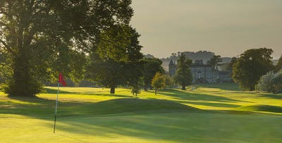 Round of Golf on East or West Course; from £25