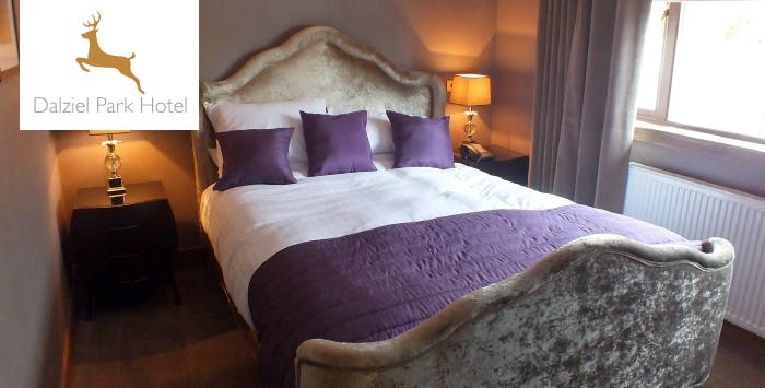 £79 for an Overnight Getaway + Dinner & Wine or Prosecco for 2