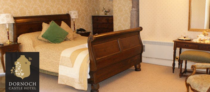£59 for an Overnight B&B Getaway for 2