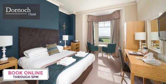 1, 2 or 3 Night Stay with Dinner on 1st Night for 2, from £65