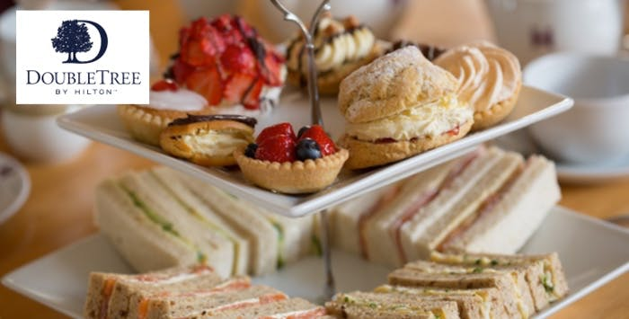 Afternoon Tea with Prosecco for 2, from £18