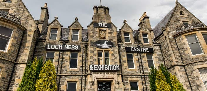 £69 for an Overnight DB&B Stay for 2 + Access to Loch Ness Exhibition Centre