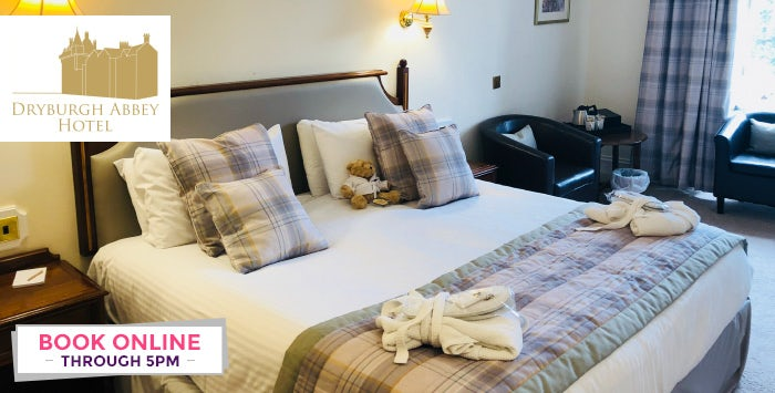 1 or 2 Night Stay with Breakfast & Dinner + Wine for 2; from £109
