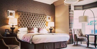 1 or 2 Night Stay + Dinner & Prosecco for 2, from £85