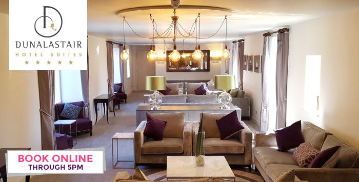 1 or 2 Night Luxury Stay + Optional Prosecco & Dinner for 2, from £139