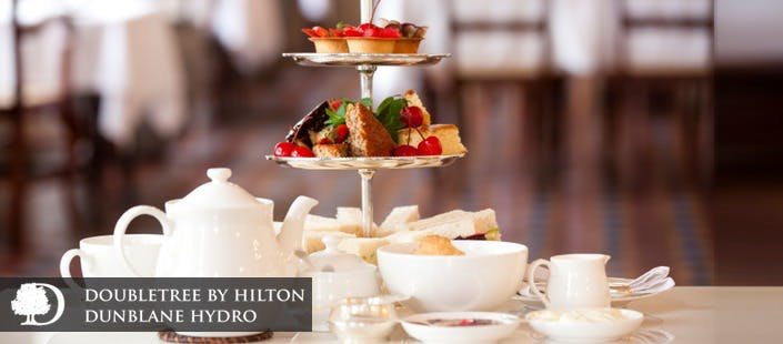 £29 for a Summer Afternoon Tea + Prosecco for 2