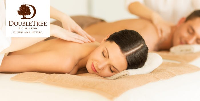 Spa Day with 2 Treatments + Lunch; from £49