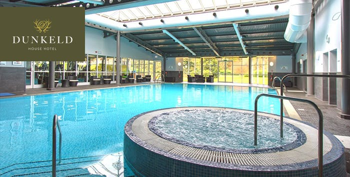 £198 for an Overnight Stay with Dinner + Spa Treatment Each for 2