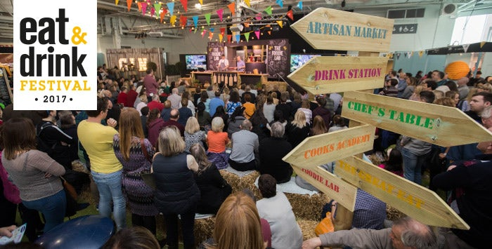 Eat Festival Free Tickets Ideal Home Show