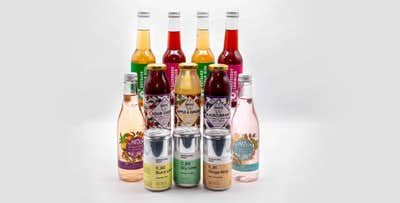 West Coast Soft Drinks or Best of Scotland Selection Box, from £19
