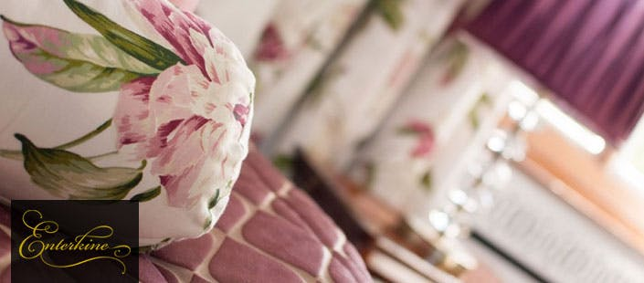 £99 for an Overnight DB&B Break in Kirk House + Prosecco on Arrival for 2