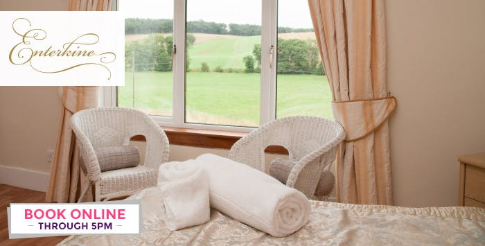 £75 for an Overnight Stay with Meal + Fizz for 2