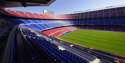 Watch FC Barcelona at Nou Camp + 2 Nights in Barcelona, from £99 per person