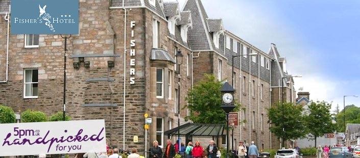 Fishers Hotel Pitlochry Food Menu