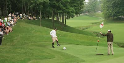 £40 for Footgolf for 5 Players