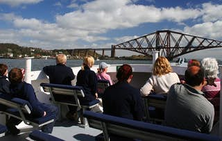 Three Bridges Forth Cruise