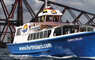 Boat Tour & Cream Tea