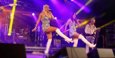 £9 for a Ticket to ABBA A-Rival on Friday 19th November 2021 at Classic Grand