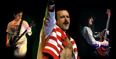 £12 for a Ticket for The Bohemians - A Night of Queen on 4th September 2020