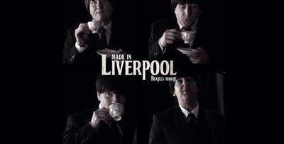 £12 for a Ticket for Made In Liverpool - Tribute to The Beatles on Saturday 16th May 2020 at Oran Mor