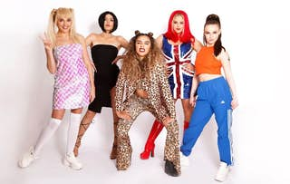 Spice World The Tribute